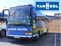 Vanhool T9 Автобус
