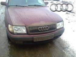 Audi 100 45-й кузов