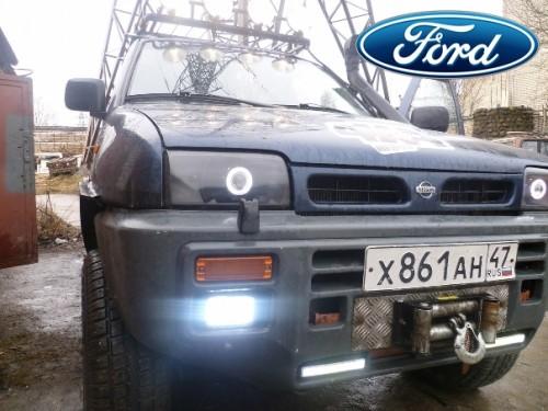 Ford Maveric, Terrano II