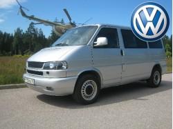 VW T4 косые