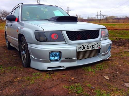 Subaru SF5 дорест.